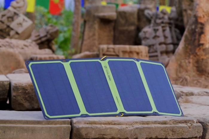 GoalZero Nomad solar panels