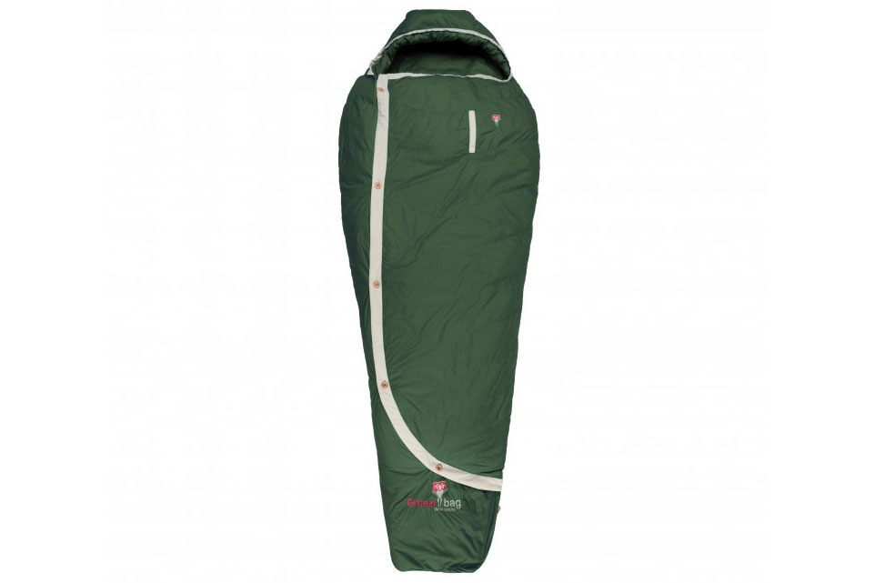 Outdoor Grüezi Biopod DownWool Nature sleeping bag