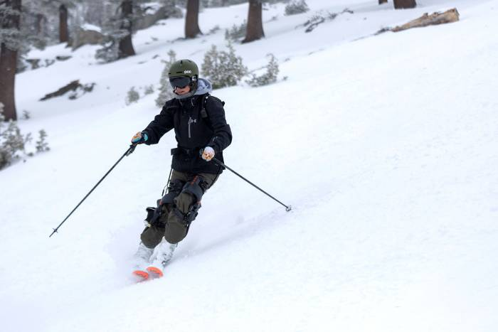 I Skied With An Exoskeleton: ROAM Elevate First Look