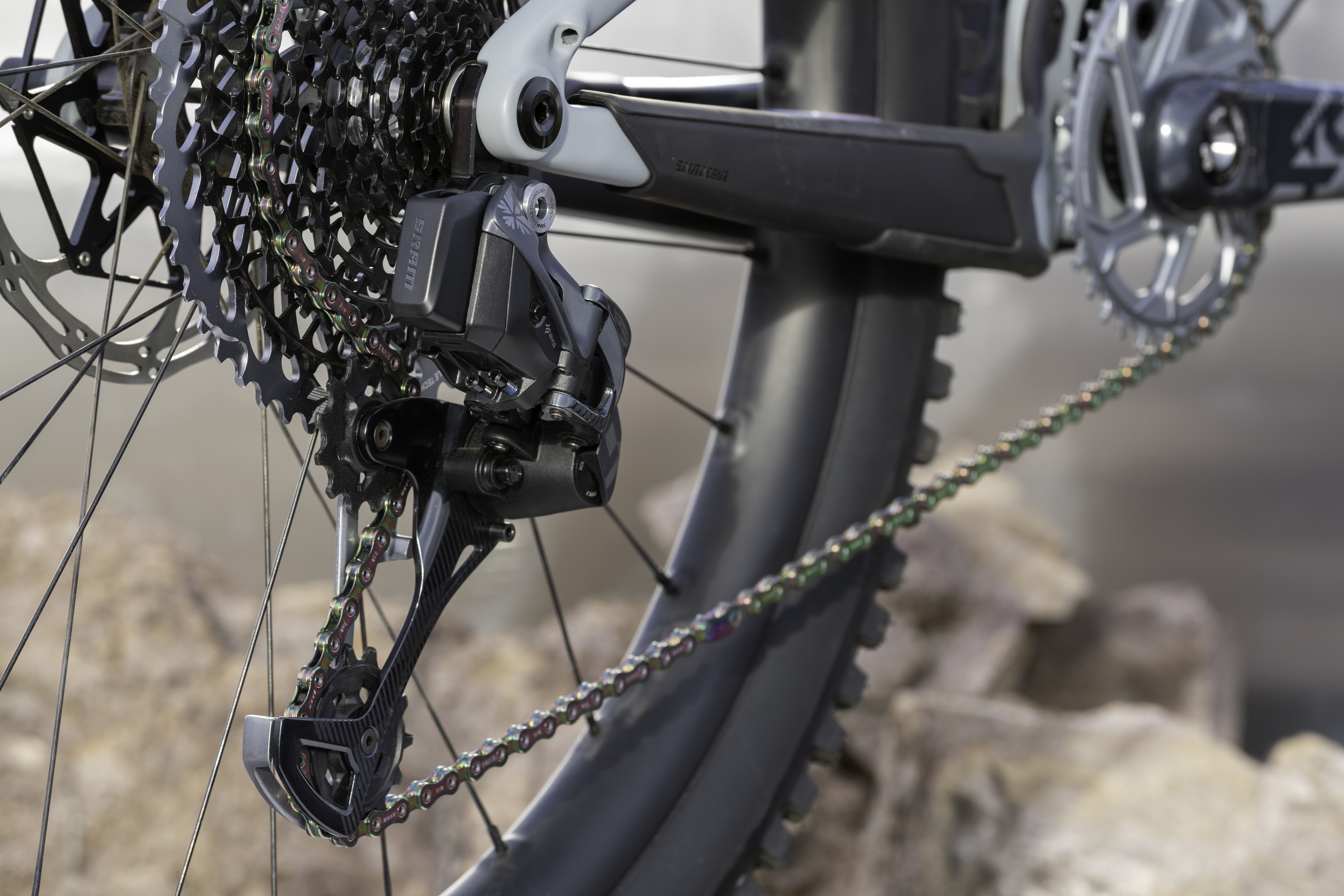 SRAM's AXS System: Why It Matters Even Though You Probably Can't Afford It