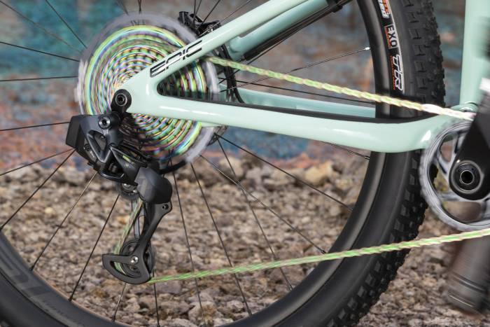 SRAM AXS bike groupset