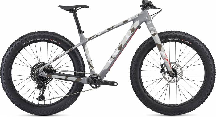 Specialized Comp Carbon Fatboy fat bike