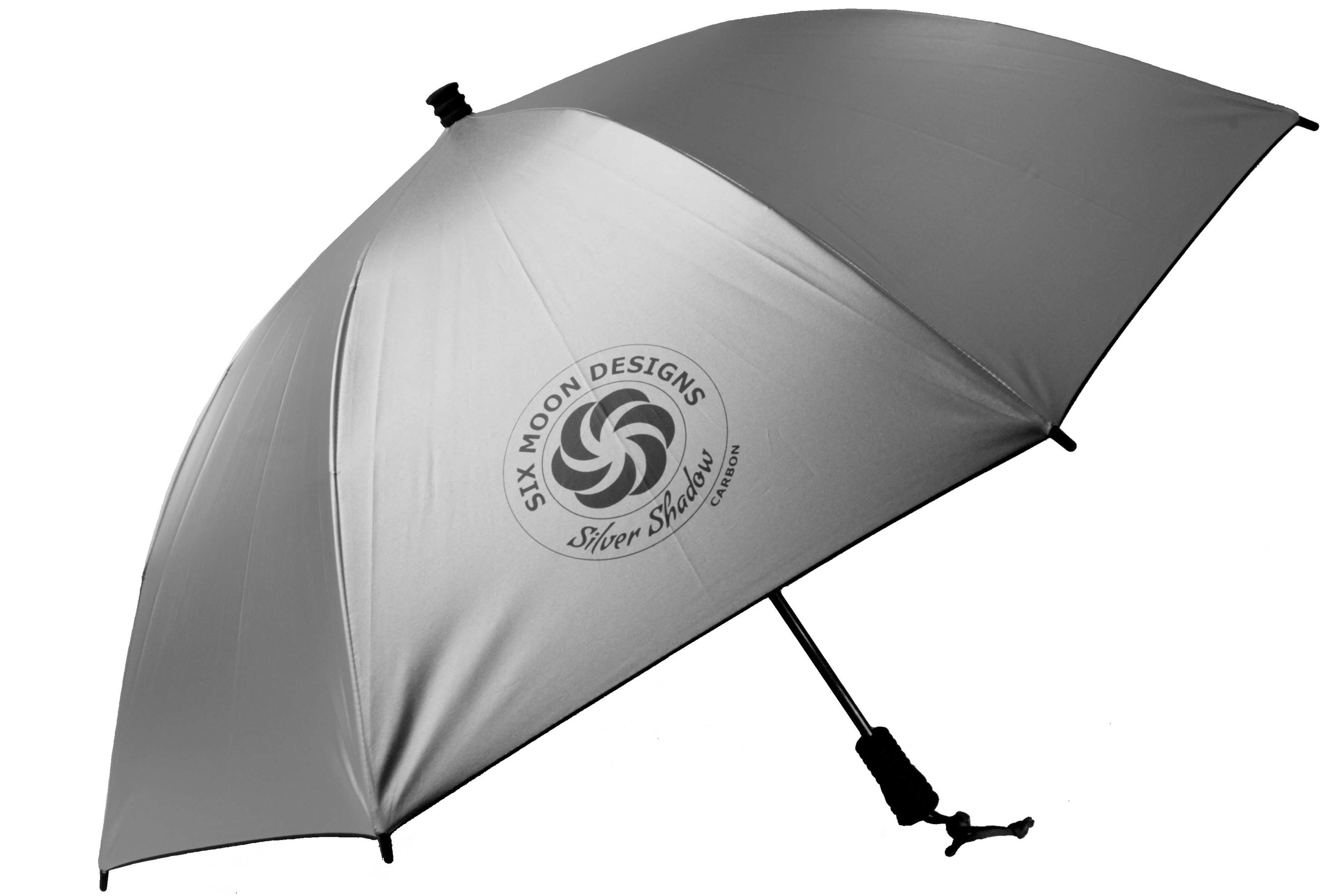 Six Moon Designs Silver Shadow Carbon hiking umbrella