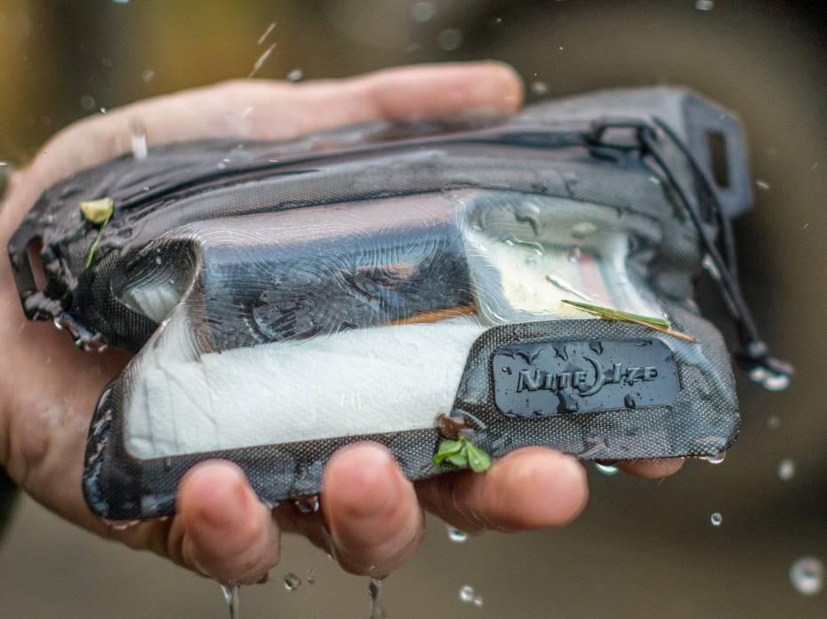 TRU Zip waterproof bag