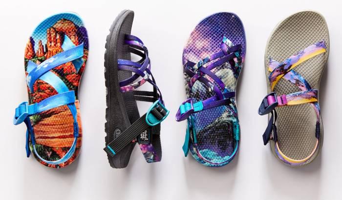 Chaco PrintShop custom sandals