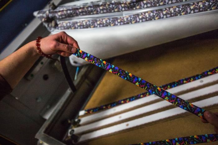 Chaco webbing strap