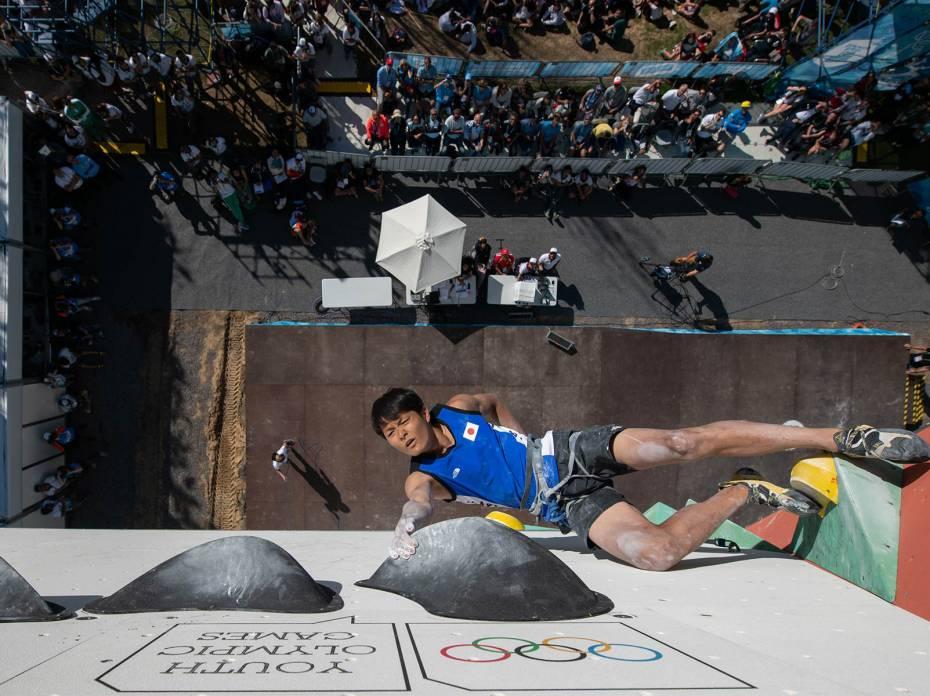 climbing in olympics paris 2024