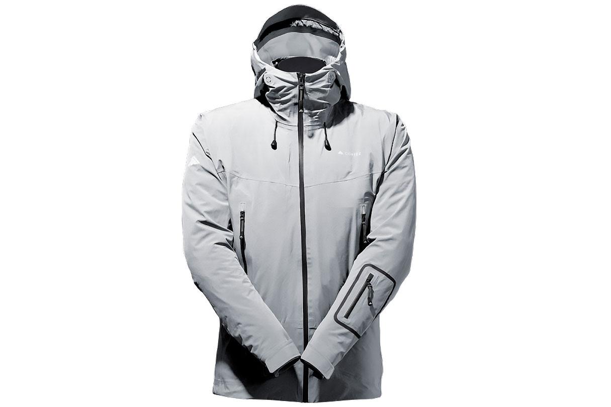 Cortazu Recycled Nylon 3-Layer Jacket