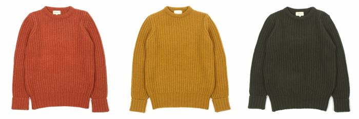Far Afield Tanner Ribbed Knit Sweater