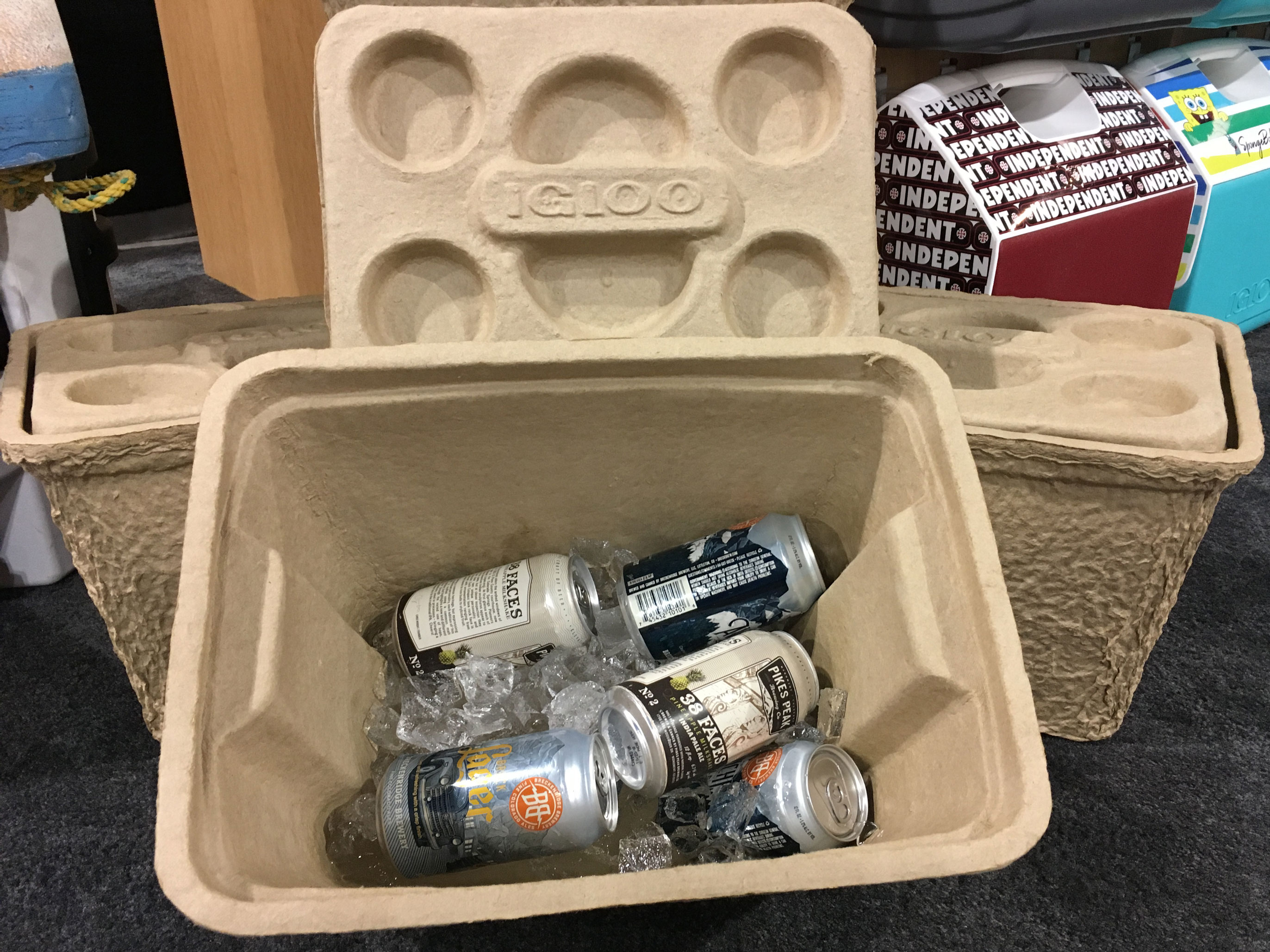 Igloo ReCool Cooler