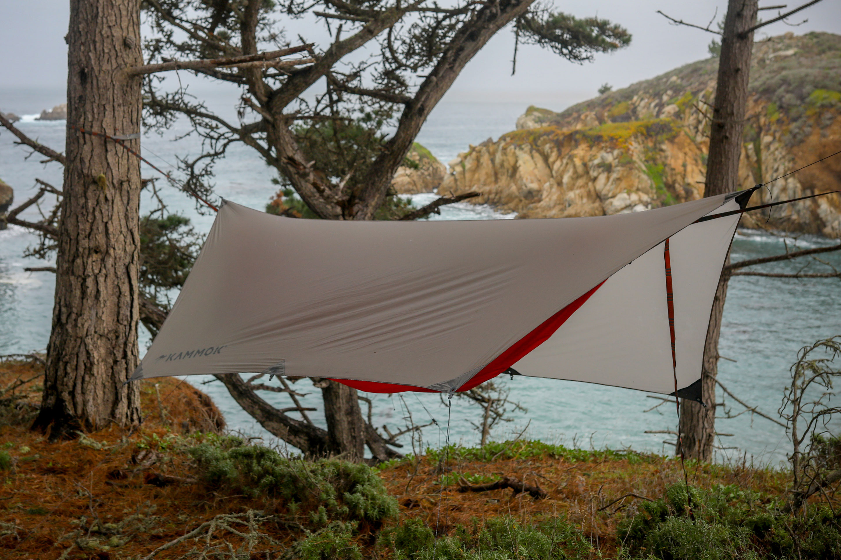Kammock Mantis all-in-one hammock system