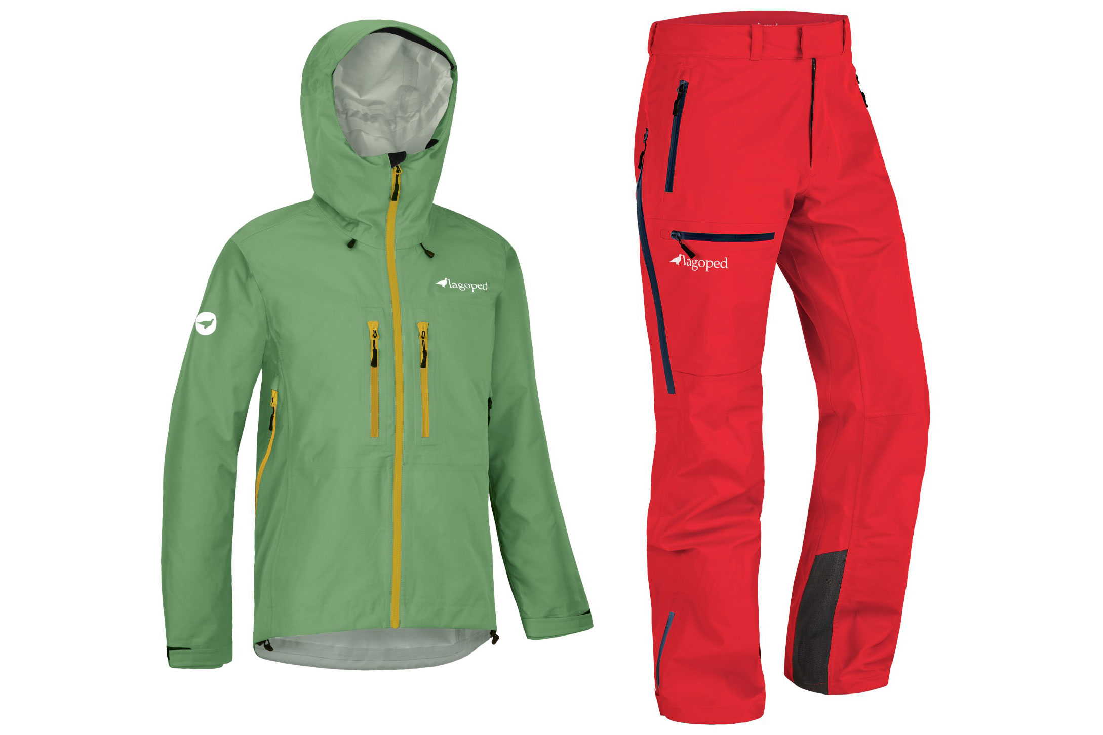 Lagoped Supa Pants and EVA jacket
