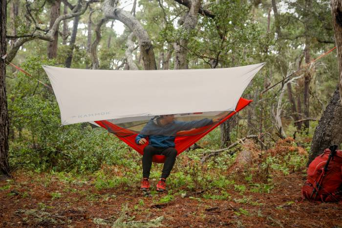 Kammok Mantis Review: All-In-One Hammock System for Campers