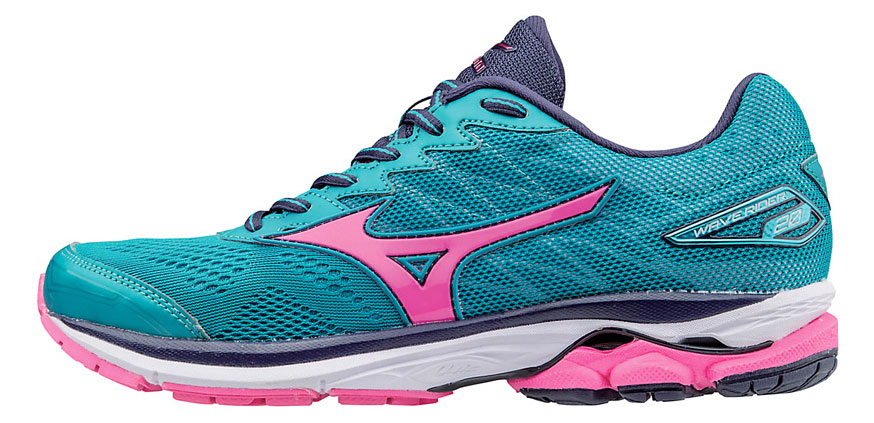 Mizuno trail shoe