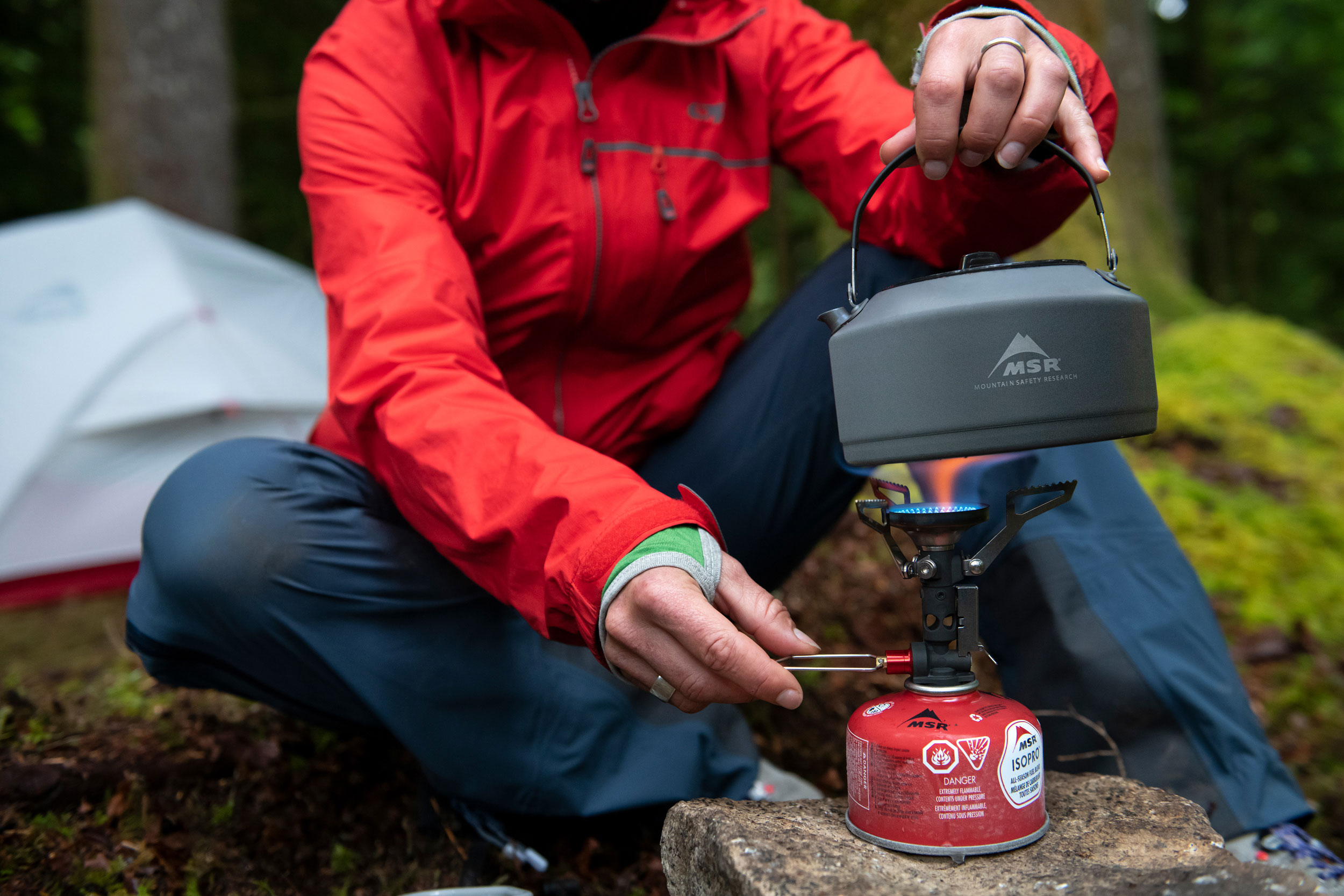 msr pocketrocket deluxe - best backpacking stove