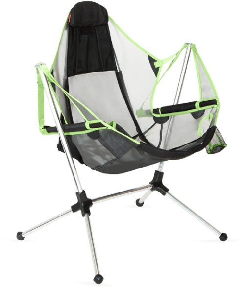 Outstanding Outdoor Sports Ozark Trail Steel Folding Hammock Chair With Bralicious Painted Fabric Chair Ideas Braliciousco