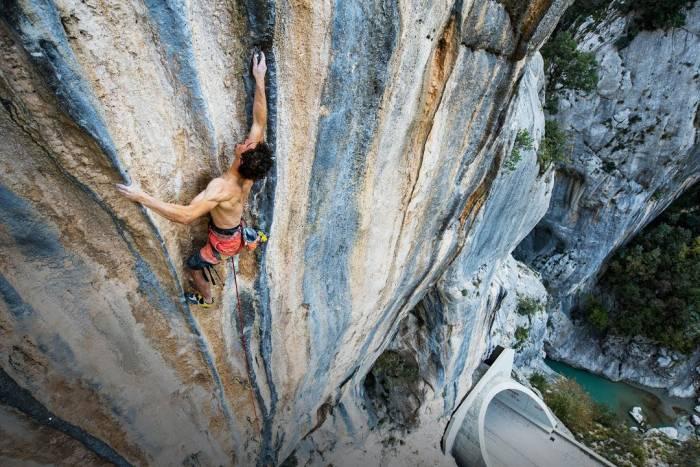 Flex, Scream, Send: Adam Ondra's First Ascents Assail the Senses