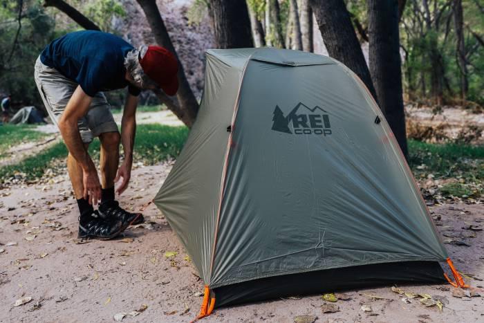 REI Quarter Dome SL 1 Tent