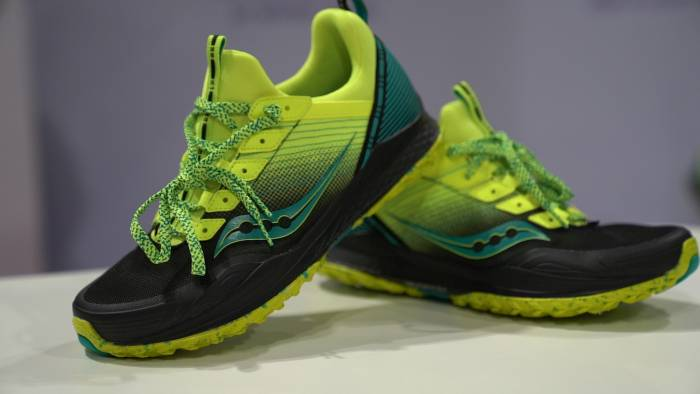 Saucony Mad River TR shoe