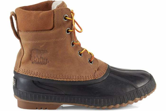 Sorel Cheyanne II Lace Duck Boots Men's