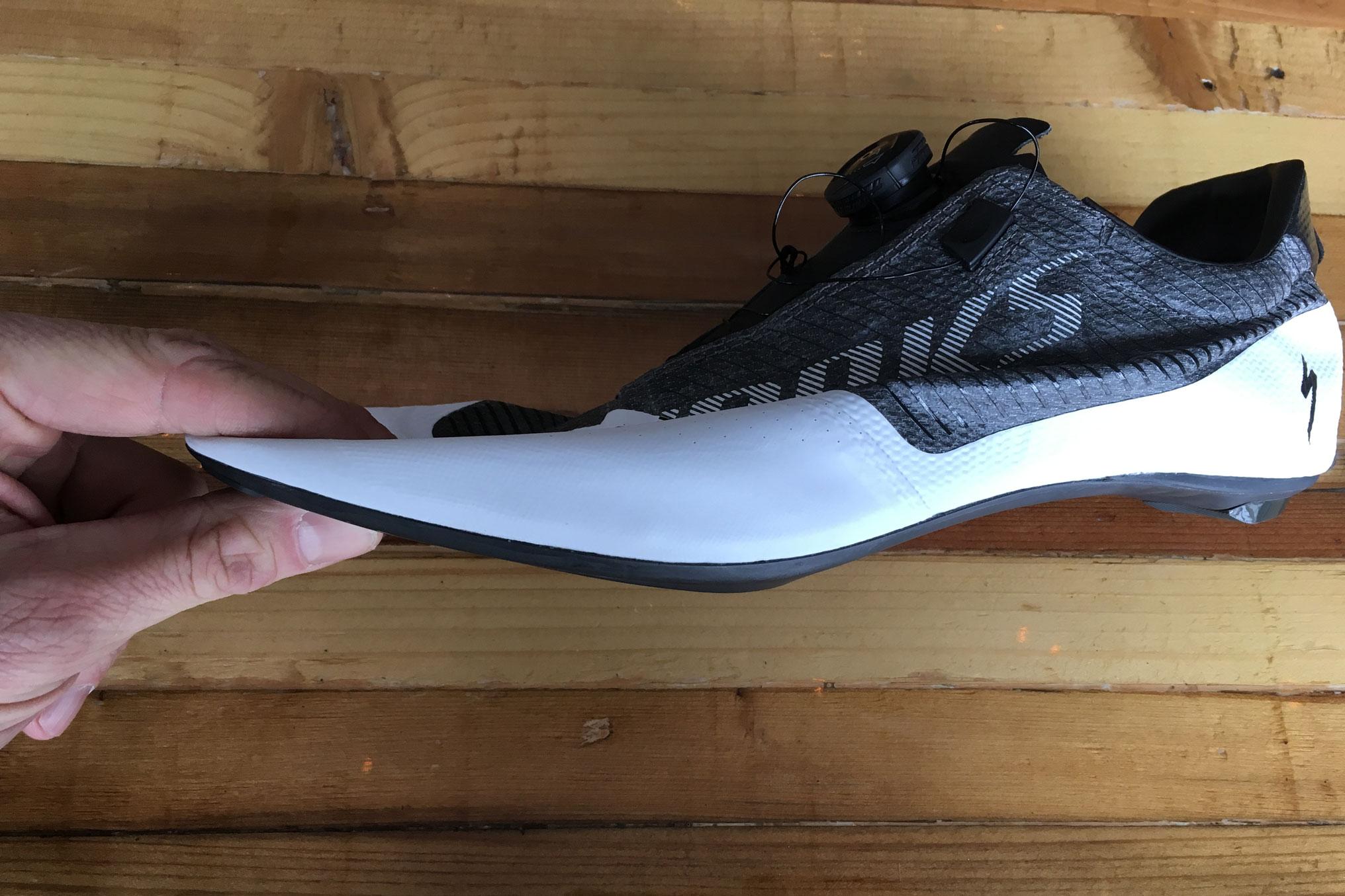 Specialized EXOS Dyneema road cycling shoe
