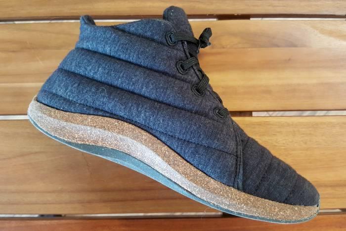 SOLE x UBB Jasper Eco Wool Chukka