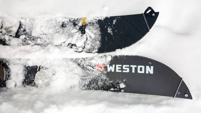 Weston Carbon Backwoods Splitboard
