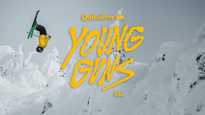 Watch 18-Year-Olds Huck Triple Backflips: Quiksilver 'Young Guns'