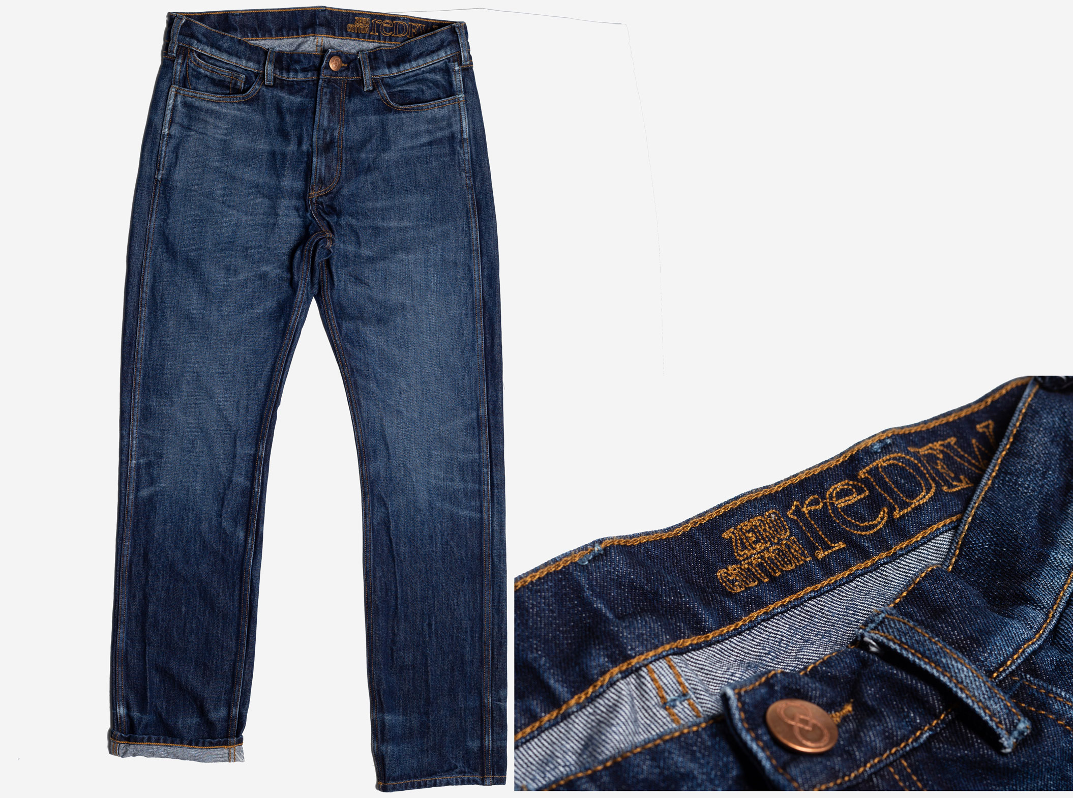 reDEW Zero Cotton jeans