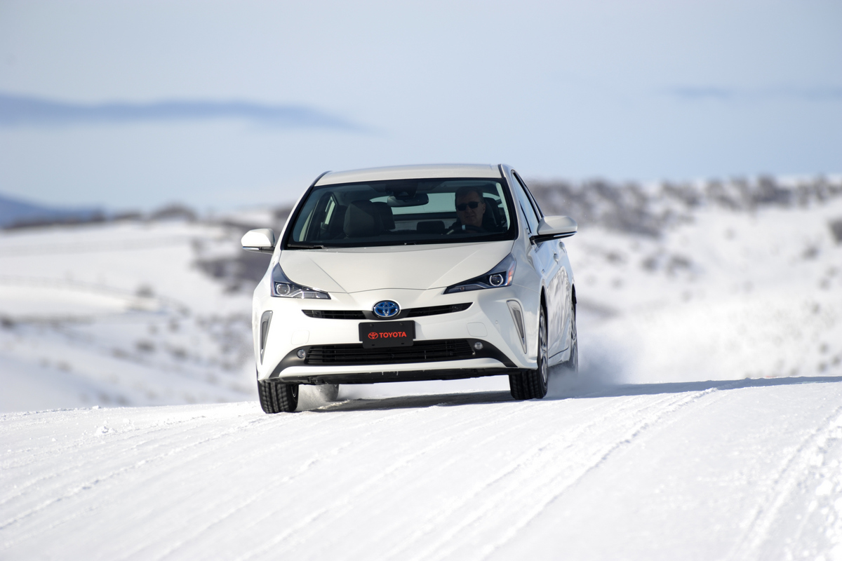 2019 Toyota Prius AWD-e Review: Economy Adventuremobile