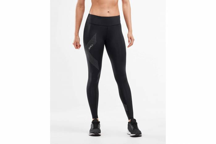 2XU Run Mid-Rise Compression Tights