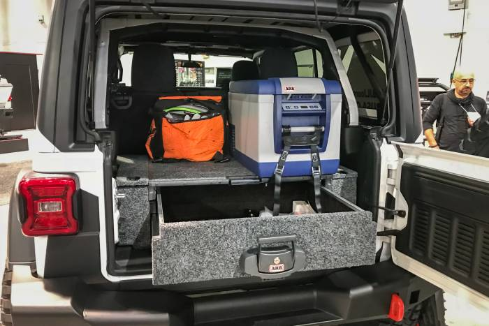 ARB Outback Solutions Drawer System