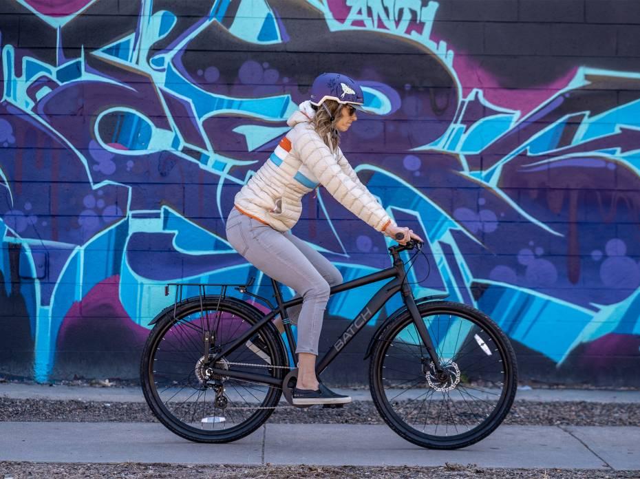 Batch commuter bike