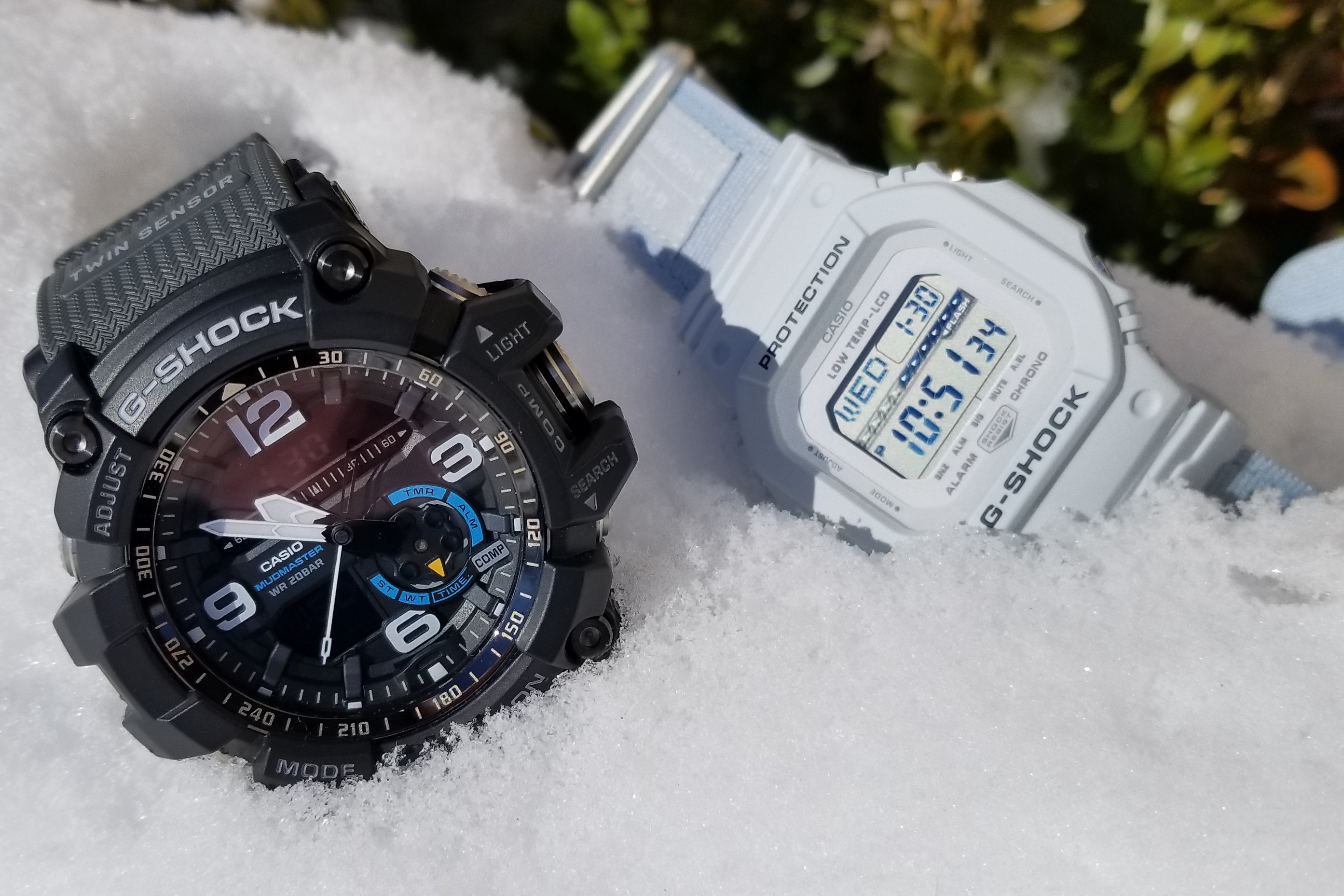 Casio G Shock Mudmaster And G Lide Review Watch Abuse