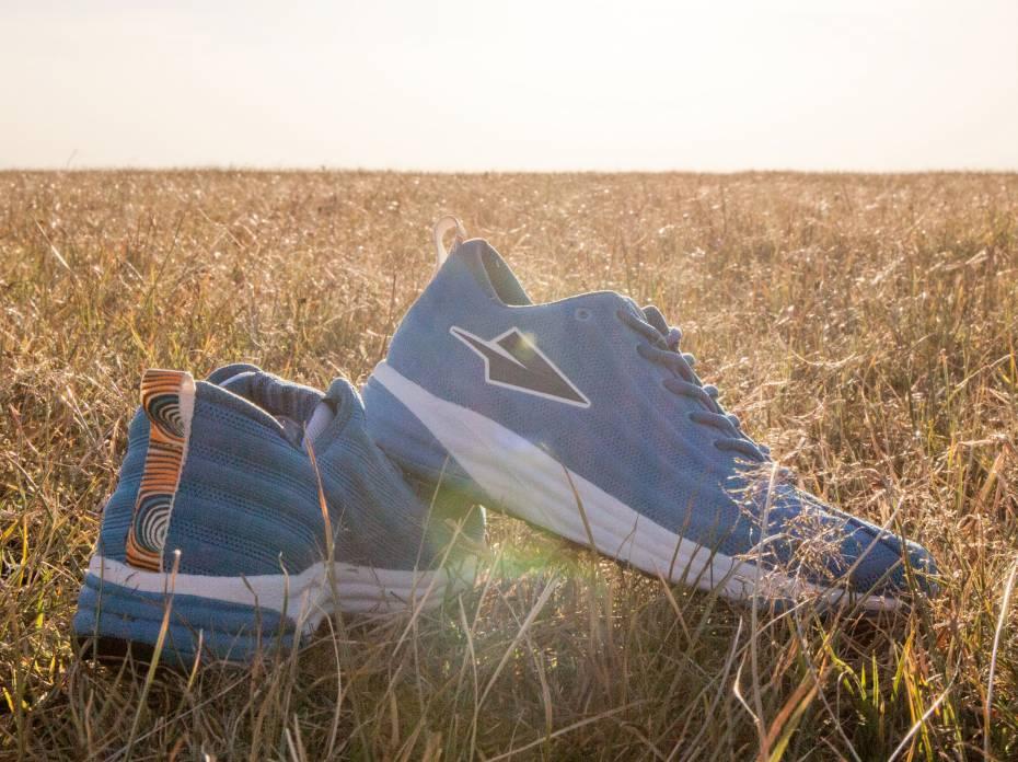 Enda Lapatet Kenyan running shoe