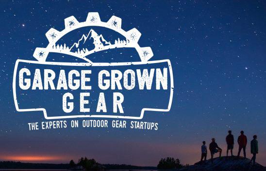 Garage Grown Gear sticker giveaway