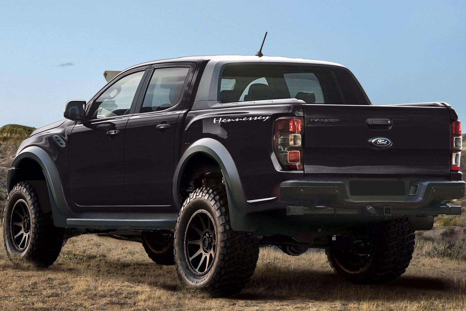 VelociRaptor: Ford Won't Give Us the Ranger We Really Want, But Hennessey Will!
