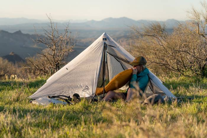 Hyperlite Mountain Gear Dirigo 2 Ultralight Backpacking Tent