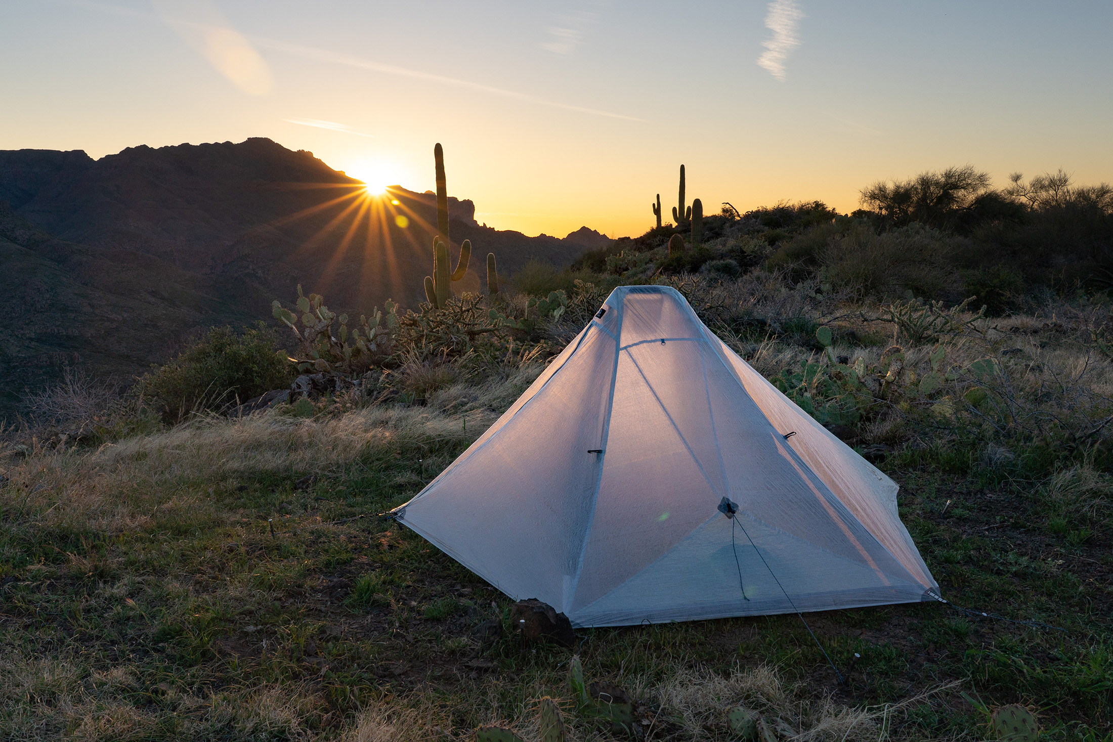 Hyperlite Mountain Gear Dirigo 2 tent
