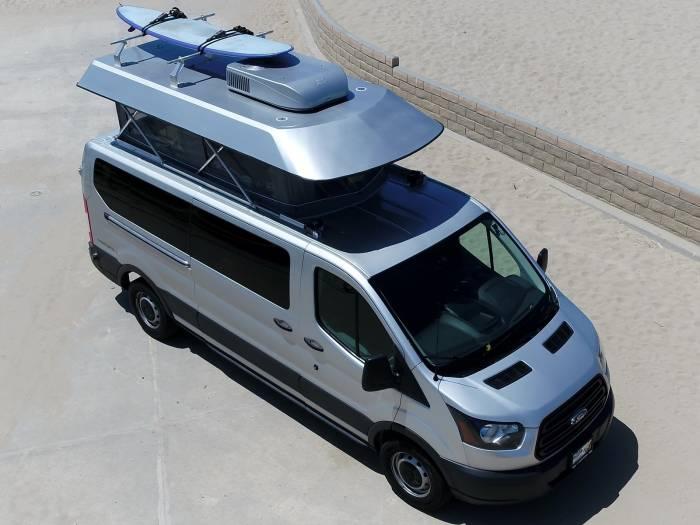 ModVans CV1 Camper Van