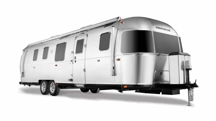 Airstream Classic Smart RV