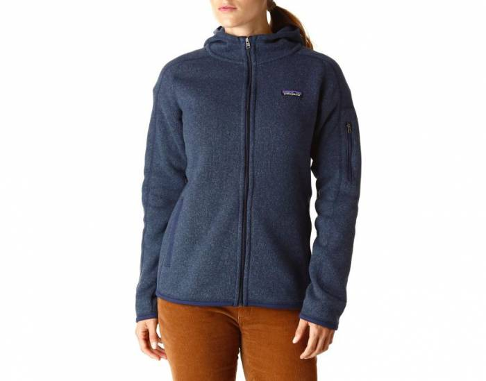 Patagonia Women's Better Sweater Full-Zip Hoodie