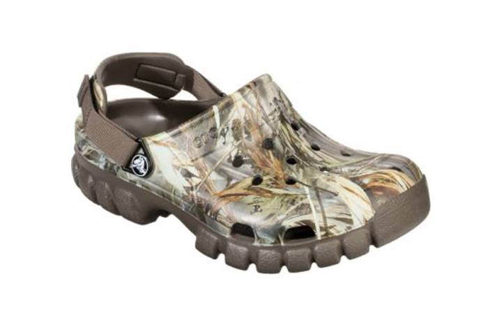 Men's Offroad True Timber Crocs