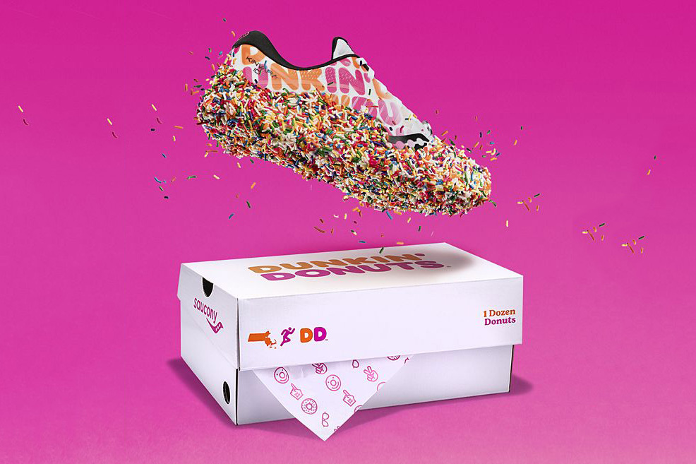 Sweet Runner  Saucony x Dunkin  Donuts Kinvara Now for Sale  3307a103023