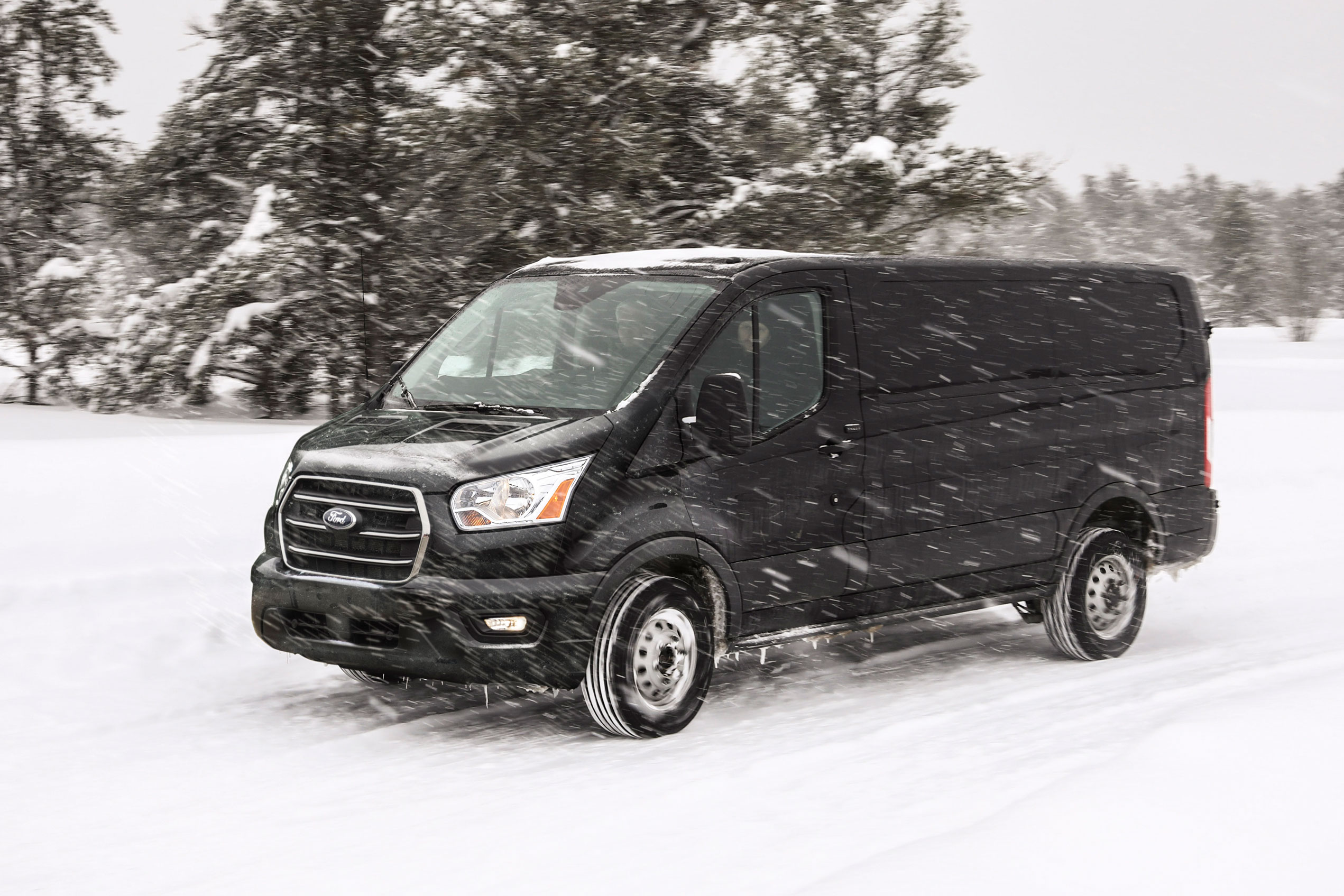 Van Life Wars Heat Up: Ford Finally Launches AWD Transit Van