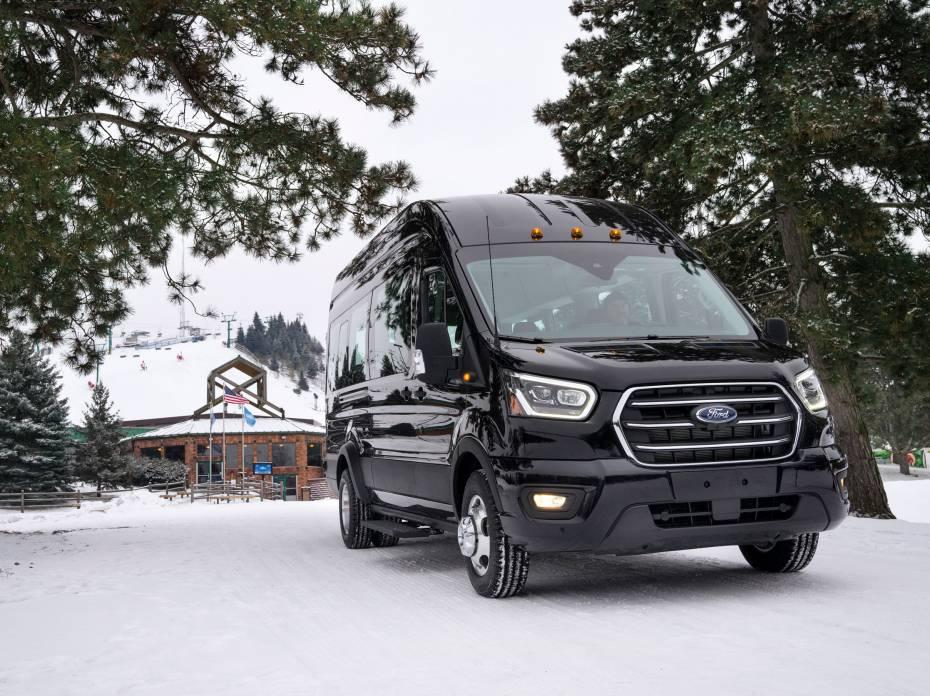 2020 Ford Transit AWD van