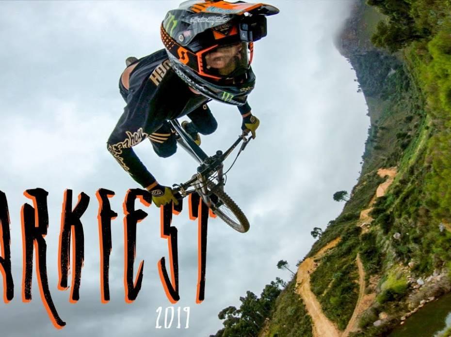 gopro darkfest mountain bike edit