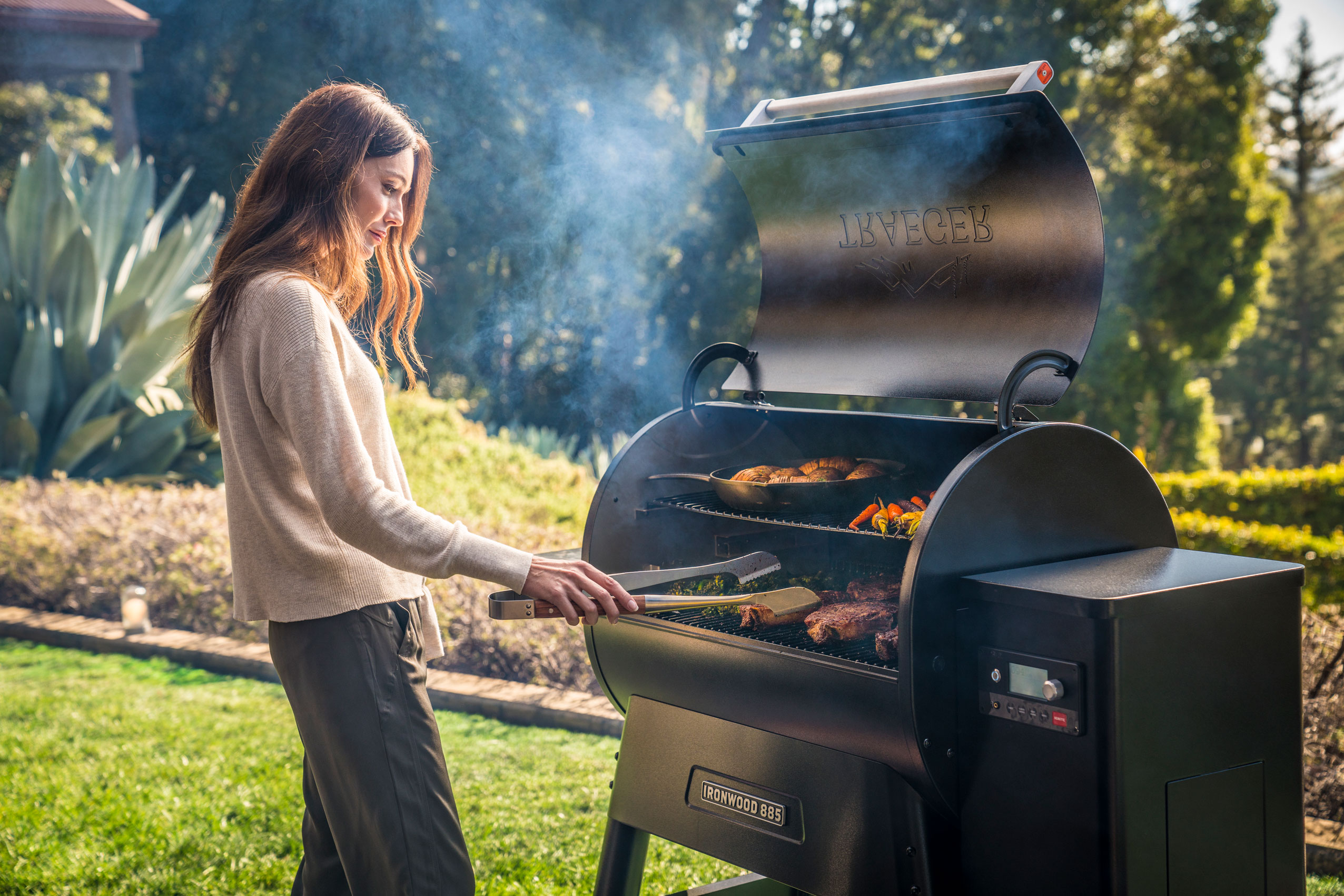 Traeger's Top-End Grills Now Heat Faster | GearJunkie