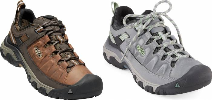 KEEN Targhee III Low WP Hiking Shoe