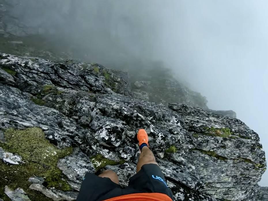 kilian jornet ridge running